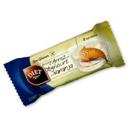 TORTITAS ARROZ  YOGURT NARANJA 135GR