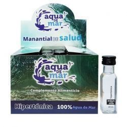 AGUA DE MAR 30 x 20 ML