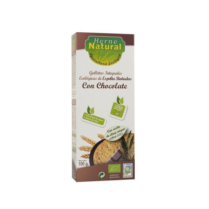 GALLETA BIO INT ESPELTA CHOCOLATE 100GR