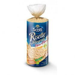 SCOTTI TORTITAS BIO ARROZ INTEGRAL 150G SIN GLUTEN