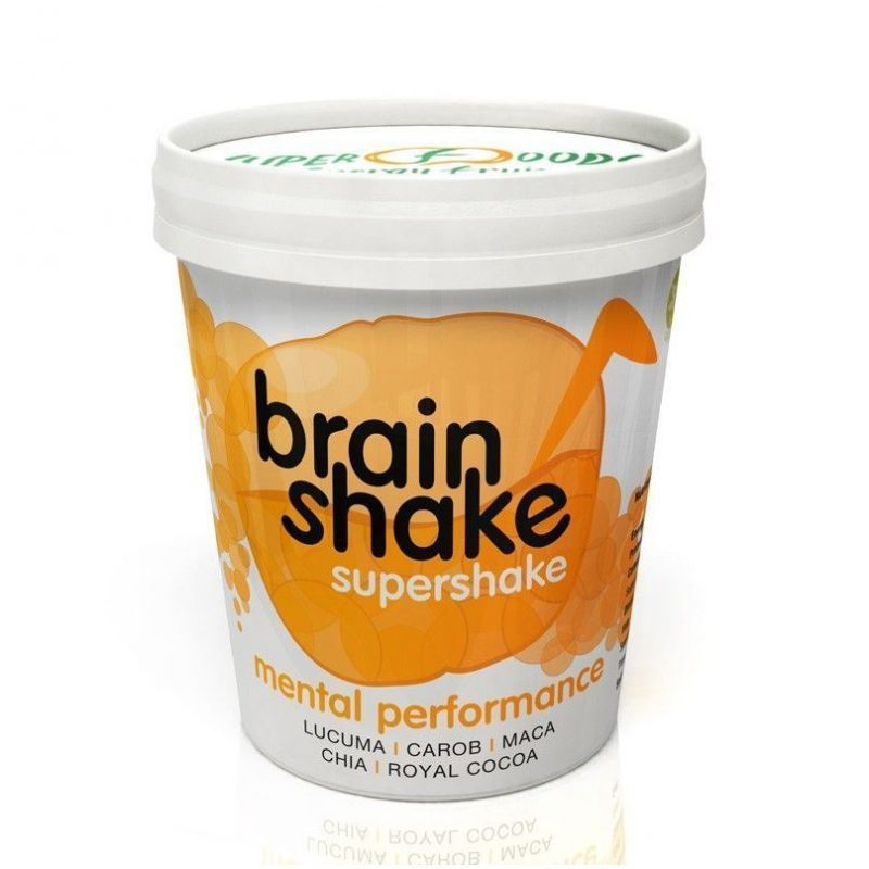 BRAIN SHAKE ECO TARRINA 250 GR