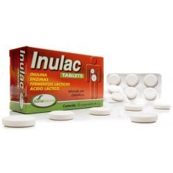 INULAC TABLETS 30 COMP