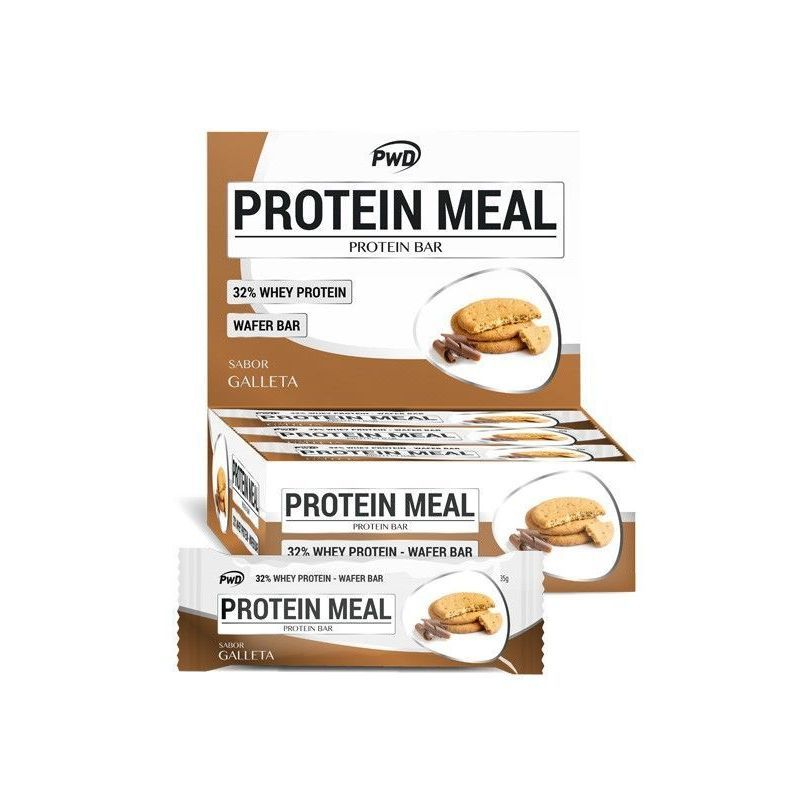 BARRITA GALLETA MARIA PROTEIN MEAL 35GR