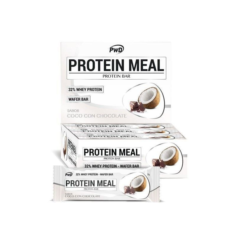 BARRITA COCO CHOCOLATE PROTEIN MEAL 35GR