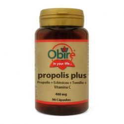 PROPOLIS PLUS (PROP ECHIN TOM VITC)  90CAPS