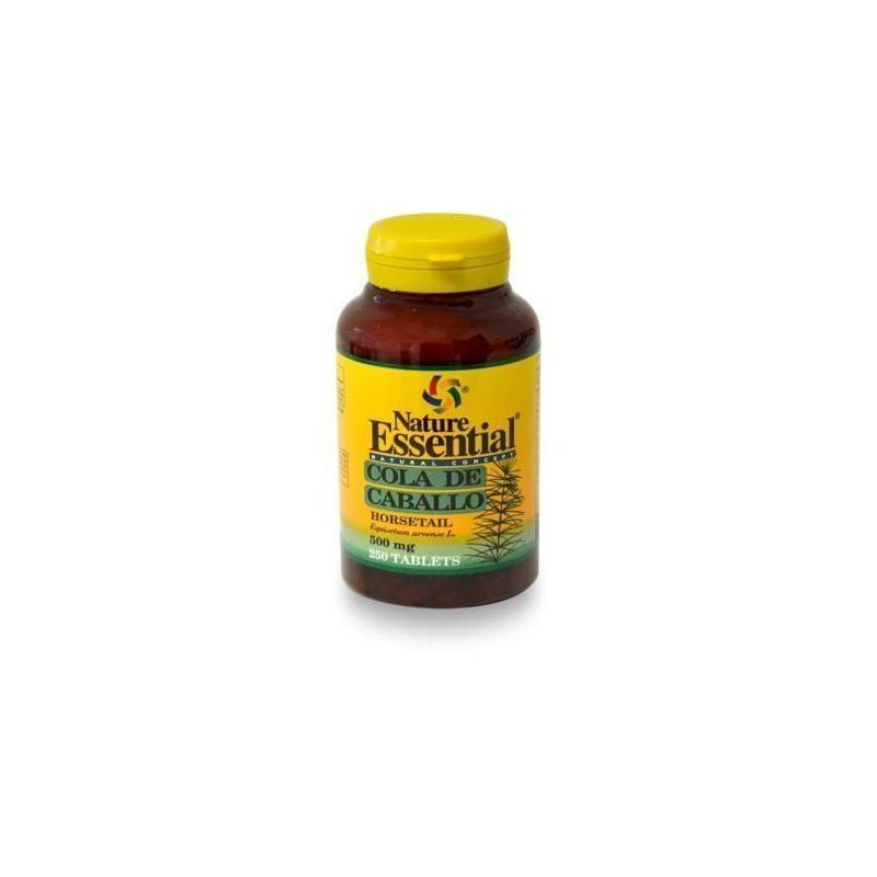 NE COLA DE CABALLO 500MG 250 COMP