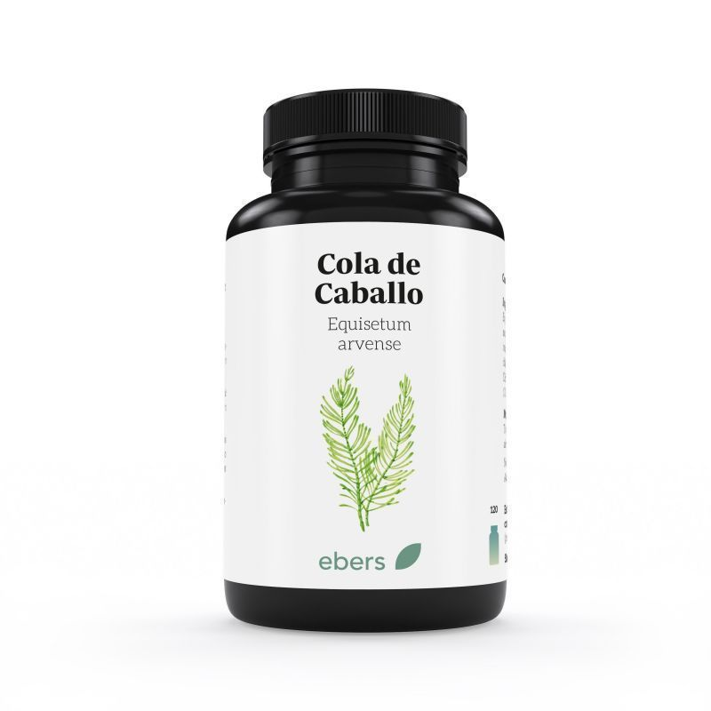 COLA DE CABALLO 500MG 120 COMP