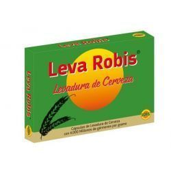 LEVA ROBIS 60 CAPS 400MG