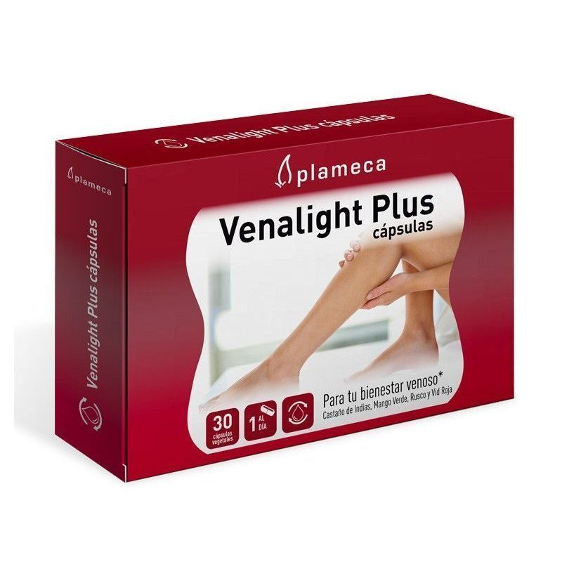 VENALIGHT PLUS 30 CAPSULAS